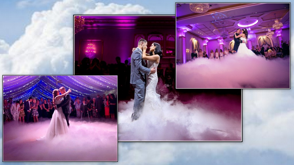 Your First Dance On a pure white Cloud