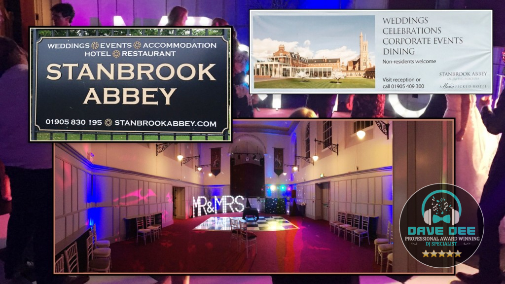 Events @ Stanbrook Abby Worcester, WR2 4TY