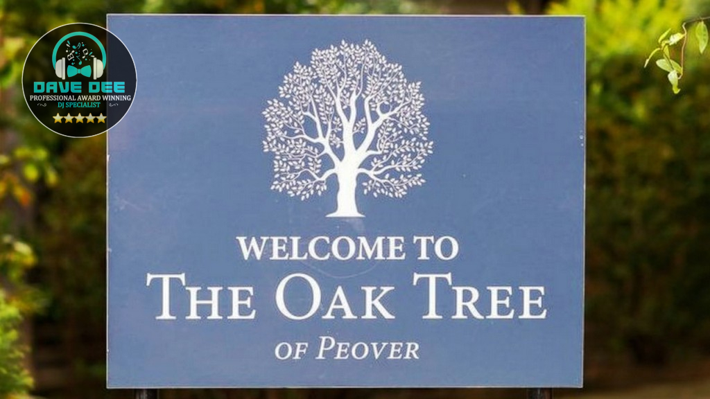 Disco Hire @ The Oak Tree Of Peover