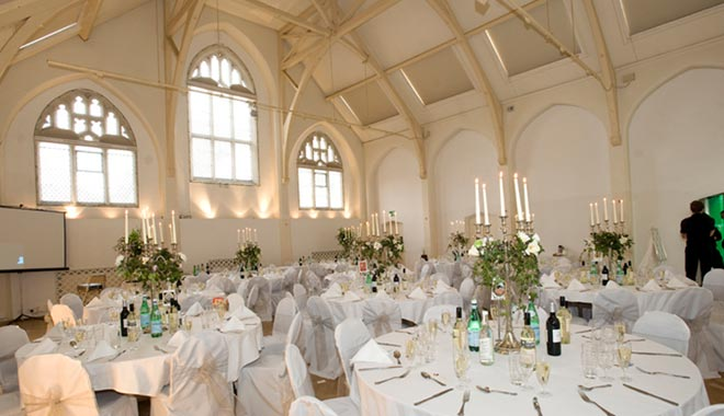 The Old Library Wedding Venue