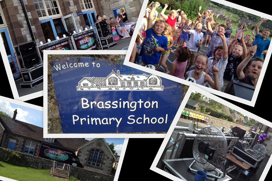 Brassington Primary School Derbyshire