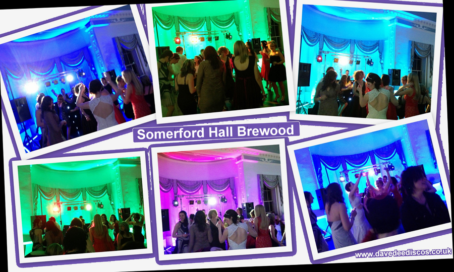 Somerford Hall Brewood
