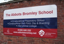 Abbots Bromley School Disco